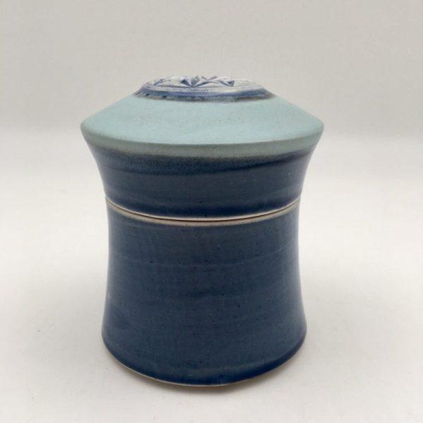 Blue Jar by Lynn Munns