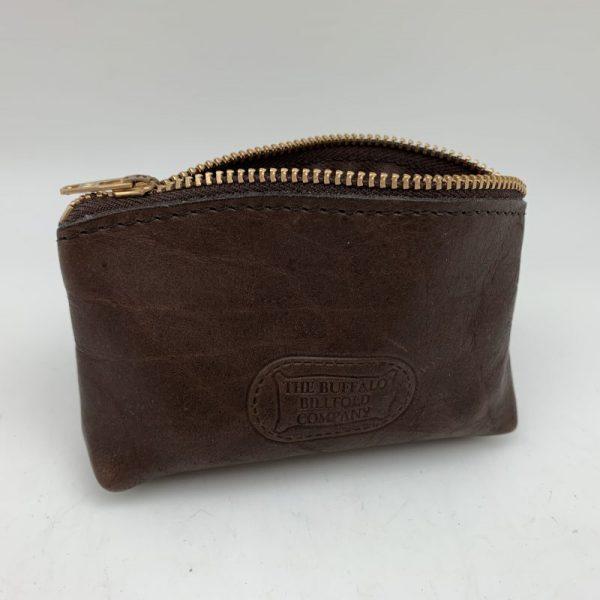 Annie Oakley Magnum Coin Case - Brown