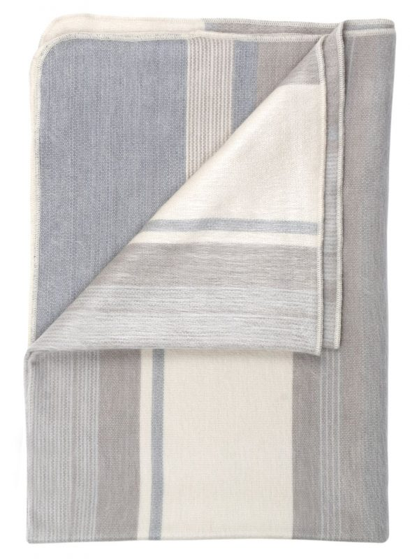 Alpaca Throw Blanket - Silver Birch Shupaca