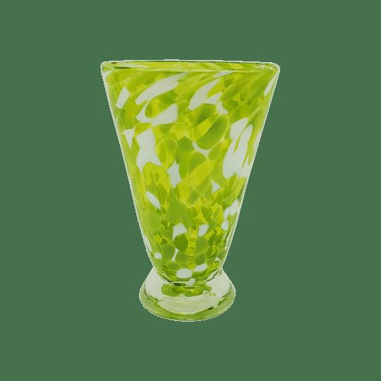 Speckle Cup - Citrus Lime Kingston Glass Studio