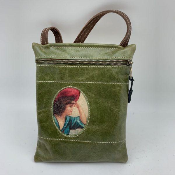Passport Bag - Green Traci Jo Designs