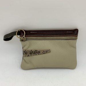 Mini Stash Bag by Traci Jo Designs - Ivory