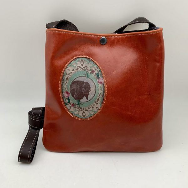 Day Tripper Bag by Traci Jo Designs - Camel