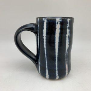 Tall Striped Mug by Margo Brown - 2463