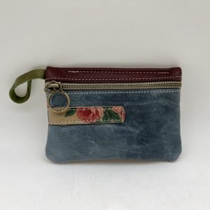 Mini Stash Bag by Traci Jo Designs - Stone Blue - TJ28