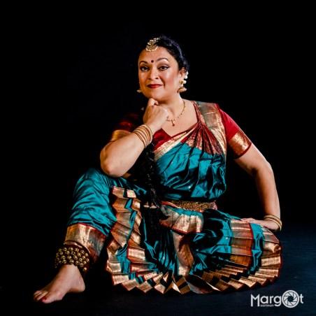 Jolanda Boejharat - Indiase danseres Studio: Wolves Fotografie