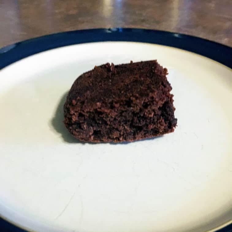 Margot's Underdone Brownies