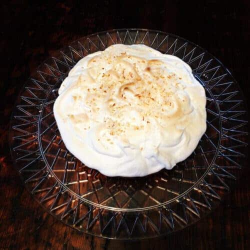 Lemon Meringue Frosting