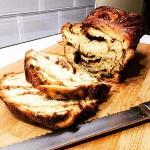 cinnamon babka bread recipe