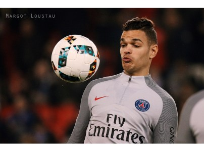 Hatem Ben Arfa PSG/TFC - 19022017