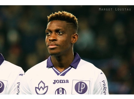 François Moubandje PSG/TFC - 19022017