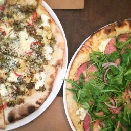 Weekly Pizza Lunch: Marta