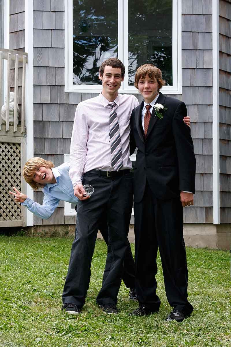 Rob & Maureen's Family