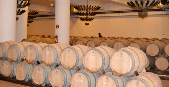 Wine routes and wine barrels, Tourism - Itineraries - Greek wine