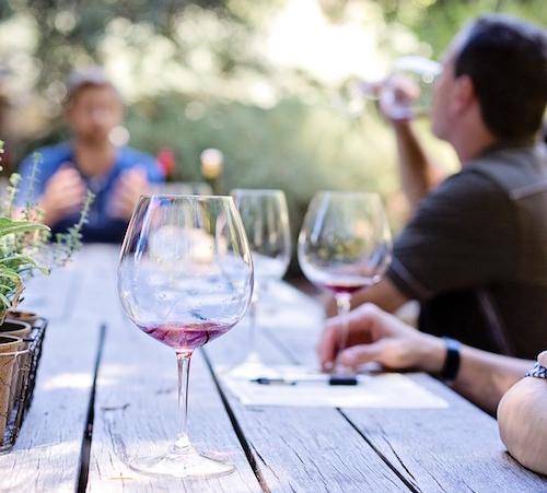Local wine tasting, Tourism - Itineraries - Greek wine