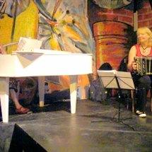 optreden Tango café Buenos Aires