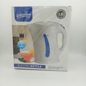 Gold Crown Electric Kettle