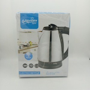 Gold Crown Kettle