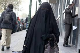full length burka