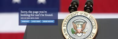 Disabilities Website – MIA- Another Trump Atrocity