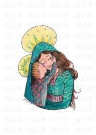 Pour les mamans - Sainte MARIE consolée par son fils JESUS