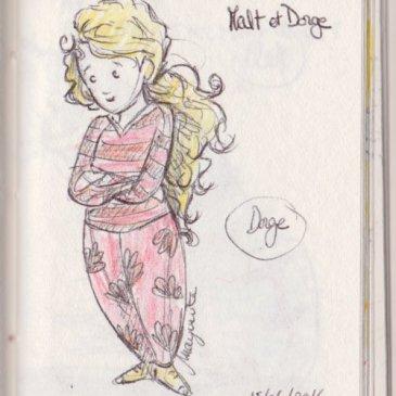 Malt et Dorge – Croquis