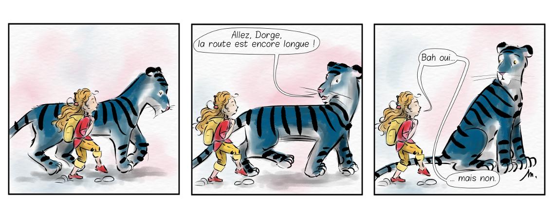 Malt et Dorge #26 – Blocage