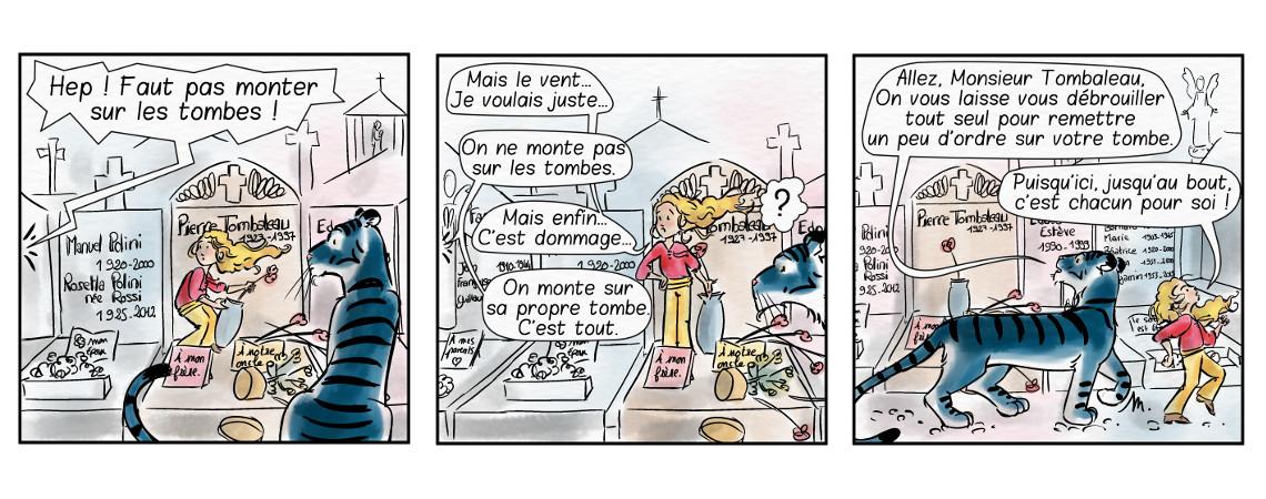 Malt et Dorge #33 - Cimetière
