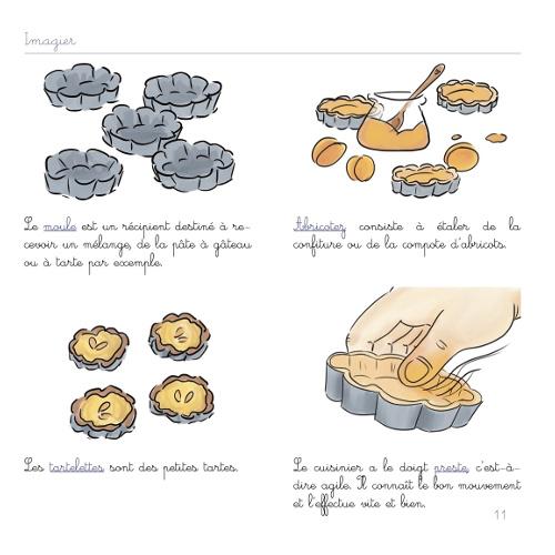 Les Tartelettes amandines - Cours Troubadour - activités