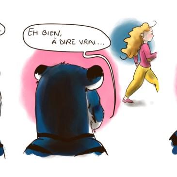 Malt et Dorge #Zélie – Inaudible