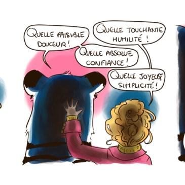Malt et Dorge #Zélie – Maternité