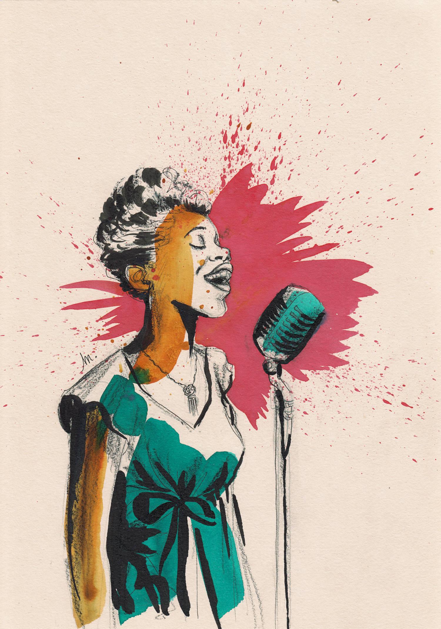 Jazz - illustration