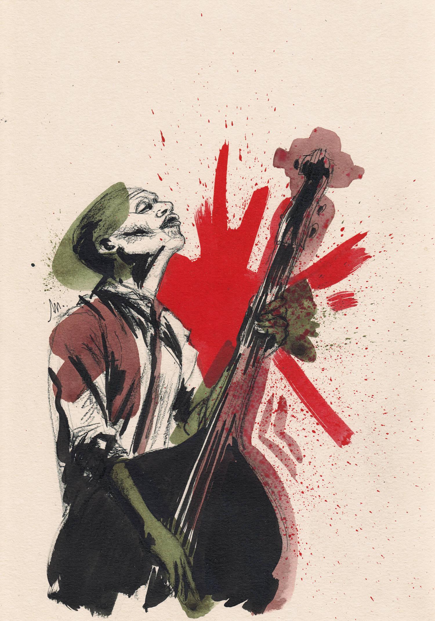 Jazz 3 - illustration