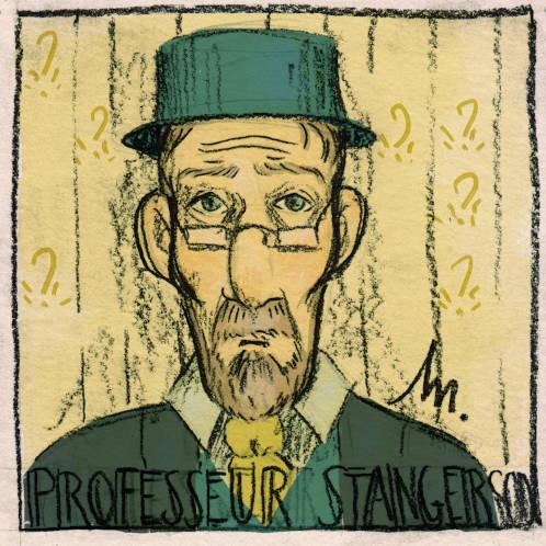 Professeur Stangerson