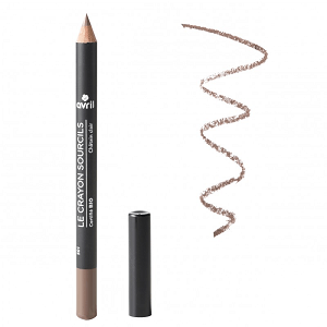 le crayon à sourcils bio d'avril beauté est disponible sur marguette.com au prix de 3€