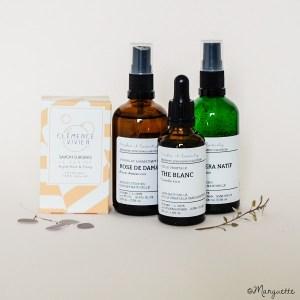 Une routine pour les peaux matures qui veulent du naturel.