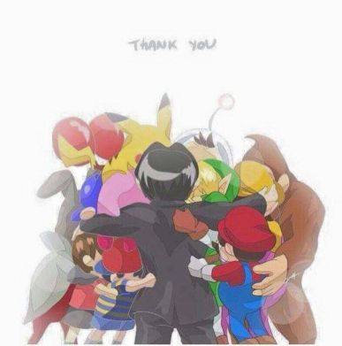 Thank You by ruiberry