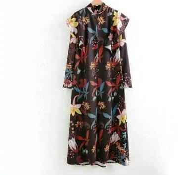 Long Floral Dress R500