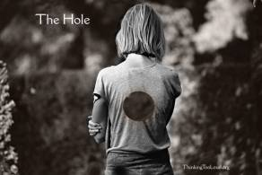 The hole at our center from Complex PTSD (cptsd)