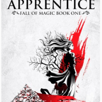 Book Review Cover of Dark Apprentice by Val Neil