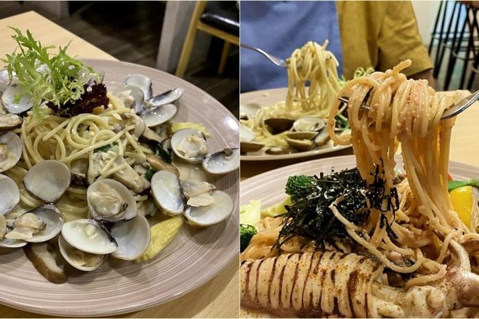 花雨森林義式餐廳|平價義大利麵推薦 不收服務費 離近國美館 台中西區美食(附菜單)