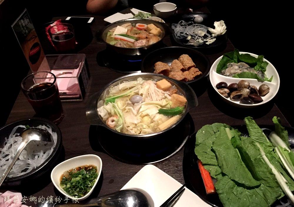 輕井澤鍋物漢口店 空間氣派 餐點平價(附菜單)台中北區火鍋好選擇