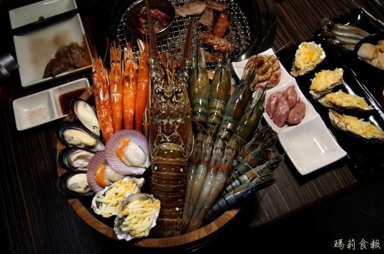 燒肉眾台中一中店|499元就能吃到飽 多種肉品海鮮無限量供應 台中燒肉