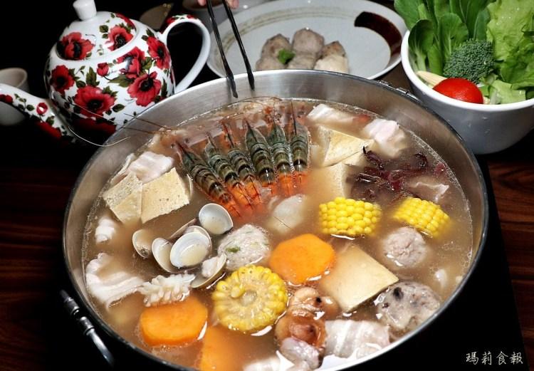 台中北區 黃金張老甕東北酸菜鍋 古法醃製天然發酵酸白菜 湯頭會回甘 北方麵食也必點