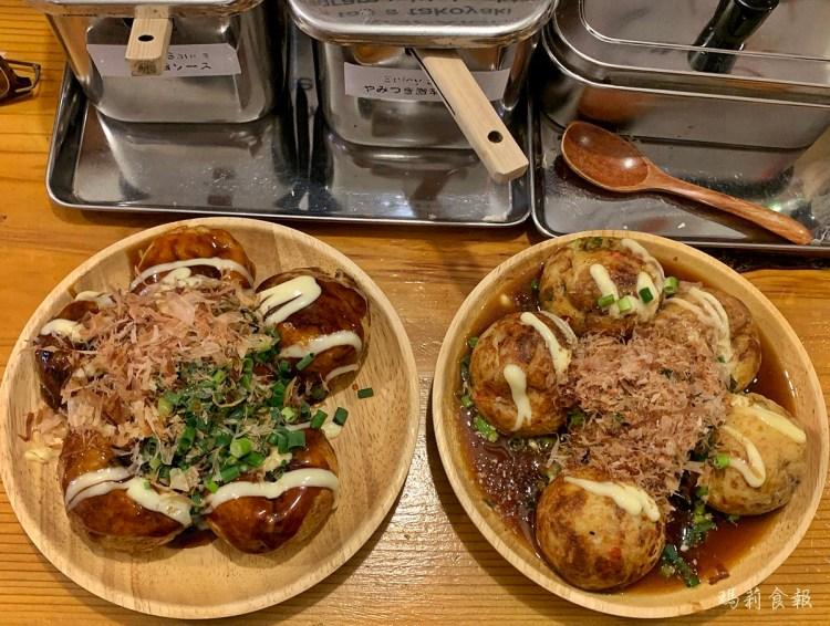 東京谷中銀座 谷中章魚燒坊 谷根千美食 青蔥章魚燒推薦必吃