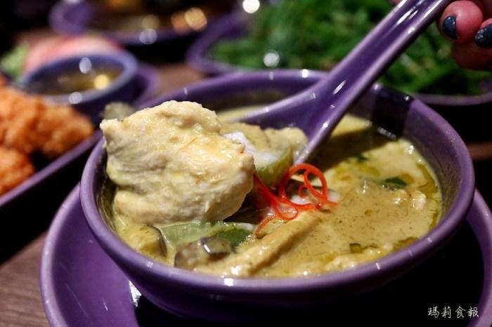 台中北區美食|NARA Thai Cuisine 台中中友店 曾榮獲最佳泰國料理餐廳的道地泰式料裡