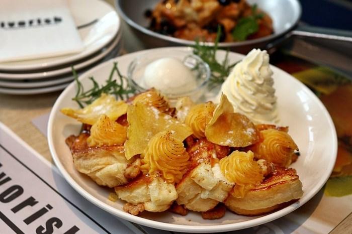 台中三井Outlet|Ivorish法式吐司 新菜單新餐點與日本同步推出 有台灣限定餐點
