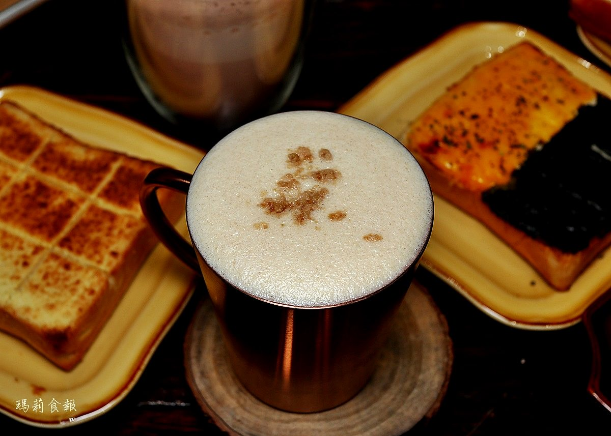 台中不限時咖啡,台中北區美食,其美咖啡,其美咖啡菜單,其美不動產