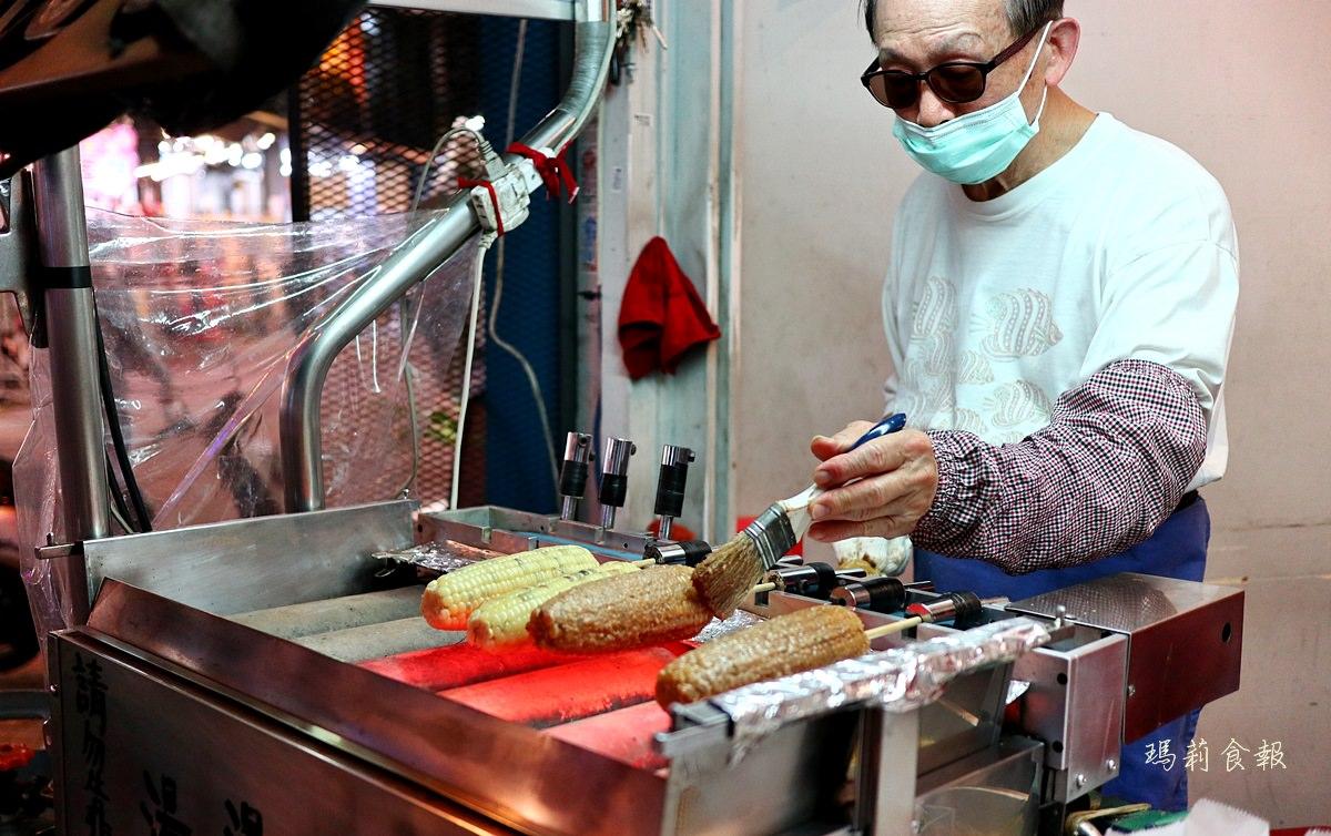 翻轉吧烤珍珠玉米,逢甲美食,台中烤玉米,西屯傳統小吃,翻轉吧烤珍珠玉米菜單