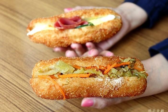 科博館水煎包|伴隨台中人長大的50年老店 酸菜堡必吃 西區銅板小吃美食推薦(菜單,價錢)